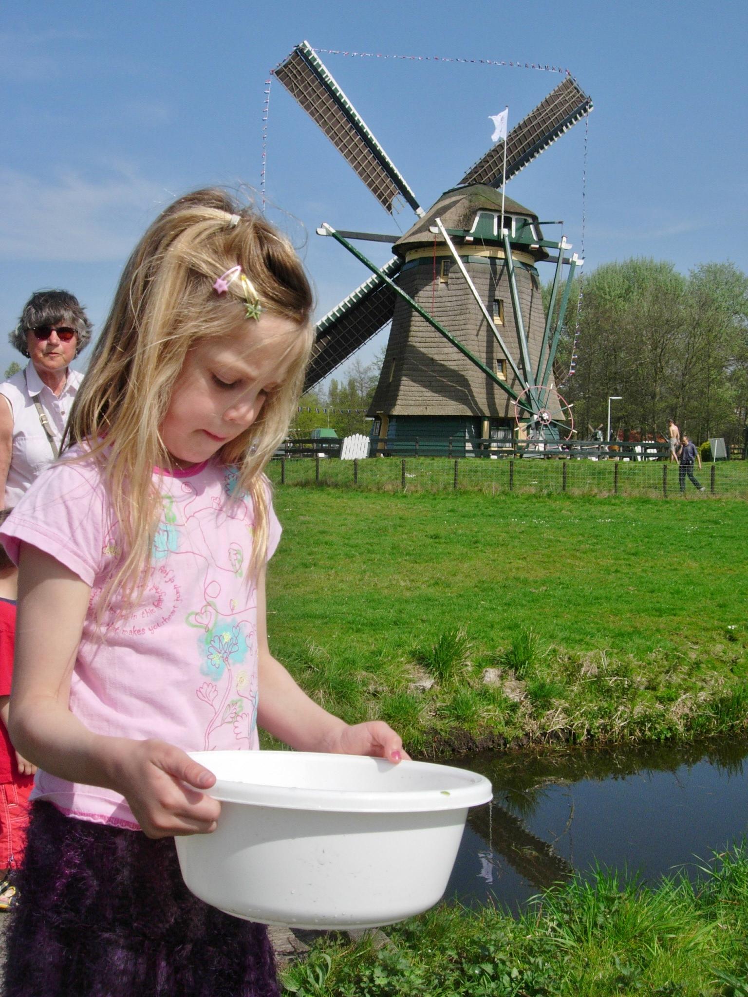 35 Wateronderzoek door Veerle