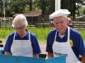6 Fred en Corrie pannenkoeken bakken