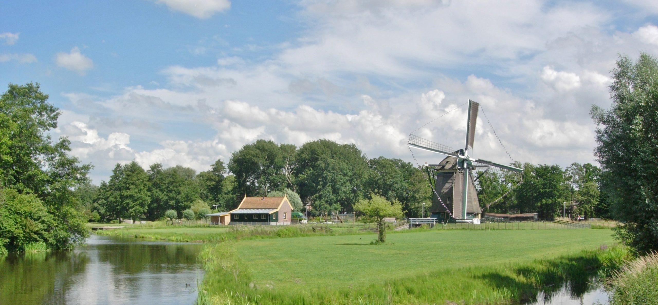 Gelegen in polderlandschap Essesteijn